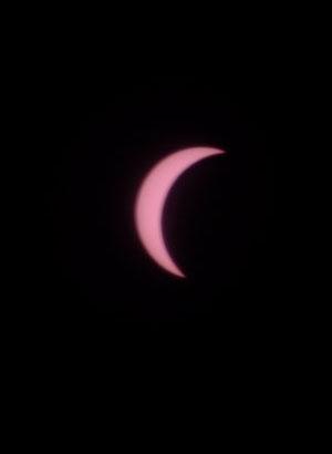 部分日食 その2