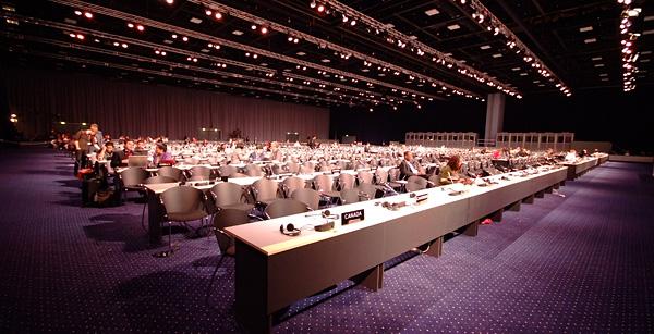 COP15の様子 その1